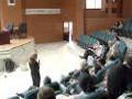 Débat 3 sur les communications présentées par le Pr.SERRAD,  ZBIDI  SALAH