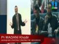 Débat autour de la onférence du Pr MADANI Khodir