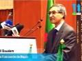 Allocution d'ouverture du Pr SAIDANI Boualem recteur de l'université