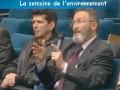 Débat autour de la conférence animée par: BOUROUBA Said, Chef de service à la direction de l'environnement.