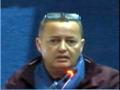 Communication présentée par Hafed eddine Mansouri