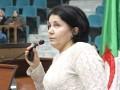 Conférence animée par Dr IBOUDGHASSEN Fatima, Coordinatrice santé scolaire, EPSP Bejaia