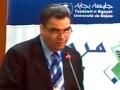 Conférence animée par: Pr ABDELMALEK Mohammed, Laboratoire des Sciences Biologiques Appliquées au Sport, ESSTS, Alger