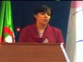 Communication présentée par Mme SELLAM Nassima, LZA, Univ. Laghouat