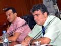 Débat autour des conférence de M. ZIANE Youcef et M. DALI BAY Rafik