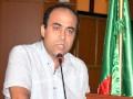 Conférence du  Dr Kadda, ophtalmologue libéral Béjaia