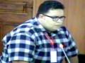 Débat autour de la communication orale de M. Mohammed Akram ZERMANE