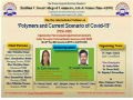International Webinar on Polymers and Current Scenario of Covid19