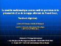 Conférence de M LAISSAUOI Mounir et MESBAH Mohamed