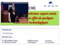 Soutenance de Thèse de Doctorat(LMD) de Mr AOUN Omar