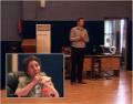 Débat sur la soutenenace habilitation universitaire Présentée par DR Djamel Edine KATI