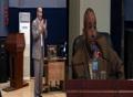 Débat sur la soutenance d'habilitation Universitaire présentée par : ZAMOUCHE Abdelmalek
