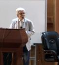 Communication présentée par le  Dr Bachir RAHAL
