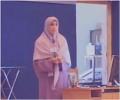 Communication présentée par Mounira OUARZEDDENE