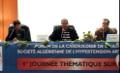 Débat sur la 1 ère journée de L'HTA forum de la cardiologie de Bejaia Partie 3
