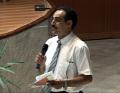 Débat sur la communication présentée par le Dr Bachir RAHAL