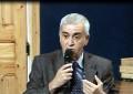 Conférence Donnée par Pr.SIDI MANSOUR Chef Service d'Hématologie C.H.U de Constantine