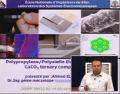 Communication présentée  par  Dr Ahmed ELLOUMI Dr.Ing Génie Mécanique