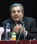 Communication présentée par Mr Kamel BOUCHAMA, Ancien ministre, Alger