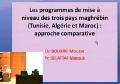 Communication du Dr BOUKRIF Moussa