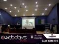 Cérémonie d'ouverture de la 1ère édition des WEBDAYS BEJAIA «entrepreneurship & Industrie Créative»