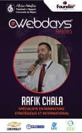 Innovation et créativité Communication présentée par Rafik CHALA