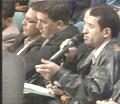 حوار حول المحاضرات المقدمة من طرف الأستاذة كريم والأستاذ بودوخة تريكي والأستاذة جبيري