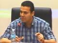 Communication  de Mr.CHERRAD Hichem Maitre de conférences sociologie