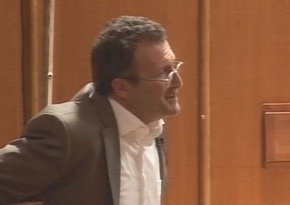 Conférence animée par Dr. MADANI Khodir, université de Bejaia