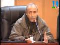 Conférence de M. Abdoune