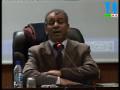 السيد: زودة عمر,  مستشار ورئيس قسم بالمحكمة العليا