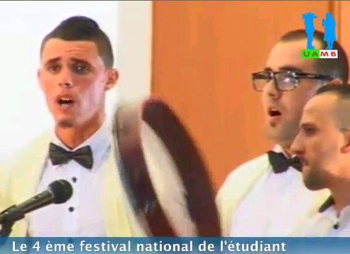 Chorale 08 mai 1945, de Kherrata,  15 mai 2016, part 02