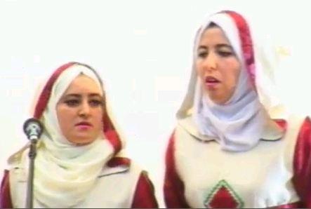 Chorale 08 mai 1945, de Kherrata,  15 mai 2016, part 01