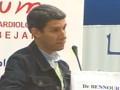 Conférence du Dr BENNOUR Farid, au 3ème congrès de cardiologie de Bejaia.
