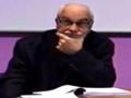 Débat autour de la soutenance de doctorat en sciences de M.BENCHIKH Abdelkader
