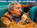 Débat autour de la session coronaropathie, 3ème congrès de cardiologie de Bejaia. Partie 01