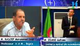 Débat autour de la soutenance de doctorat LMD en Mathématiques, par : ZIANI Sofiane, part 04