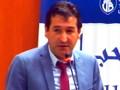 Communication de M. DRIDI, Directeur CNAS Bejaia