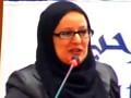 Conférence du Dr. IDRI Nadia