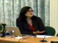 Débat autour de la soutenance de doctorat en sciences par Mme SIDANE Djahida-Part01