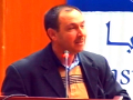 Communication de M. MIRATLA Laid, coopérative Coopssel de Sétif.