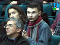 Débat autour de la conférence animée par: Pr BOUTMEUR Madjid, chercheur au CERN de Genève.