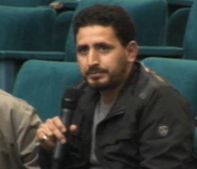 Débat autour de la conférence animée par: TAIB Nabil, universite de Bejaia