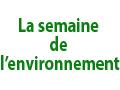 Reportage sur la semaine de l'environnement