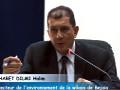 Réunion de travail de la commission de la wilaya de Bejaia des aires protégées, part 04