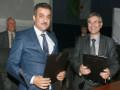 Clôture et signature de conventions université de Bejaia-DFP de Bejaia
