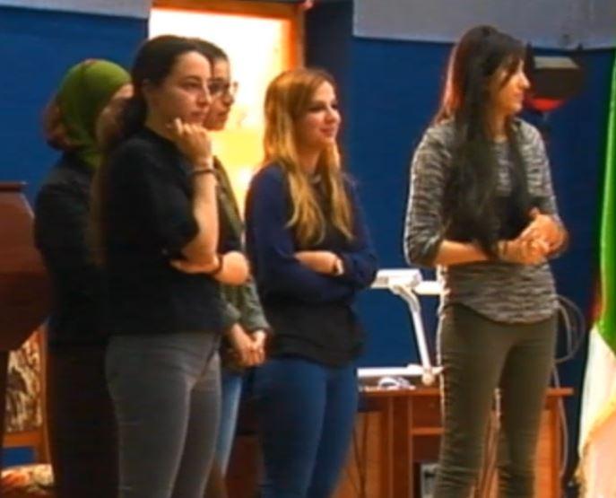 Exposé vidéo sur la Lecture, par des étudiantes, L3 Biologie (Biochimie)