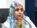 Débat autour de la soutenance d'Habilitation Universitaire de Mme HAMMA Samia, part 01