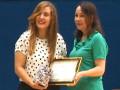 Cérémonie de fin d'année universitaire, remise des prix aux lauréats, FSNV