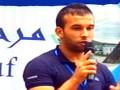 Communication du Doctorant  MESSAOUDI Nour-Eddine